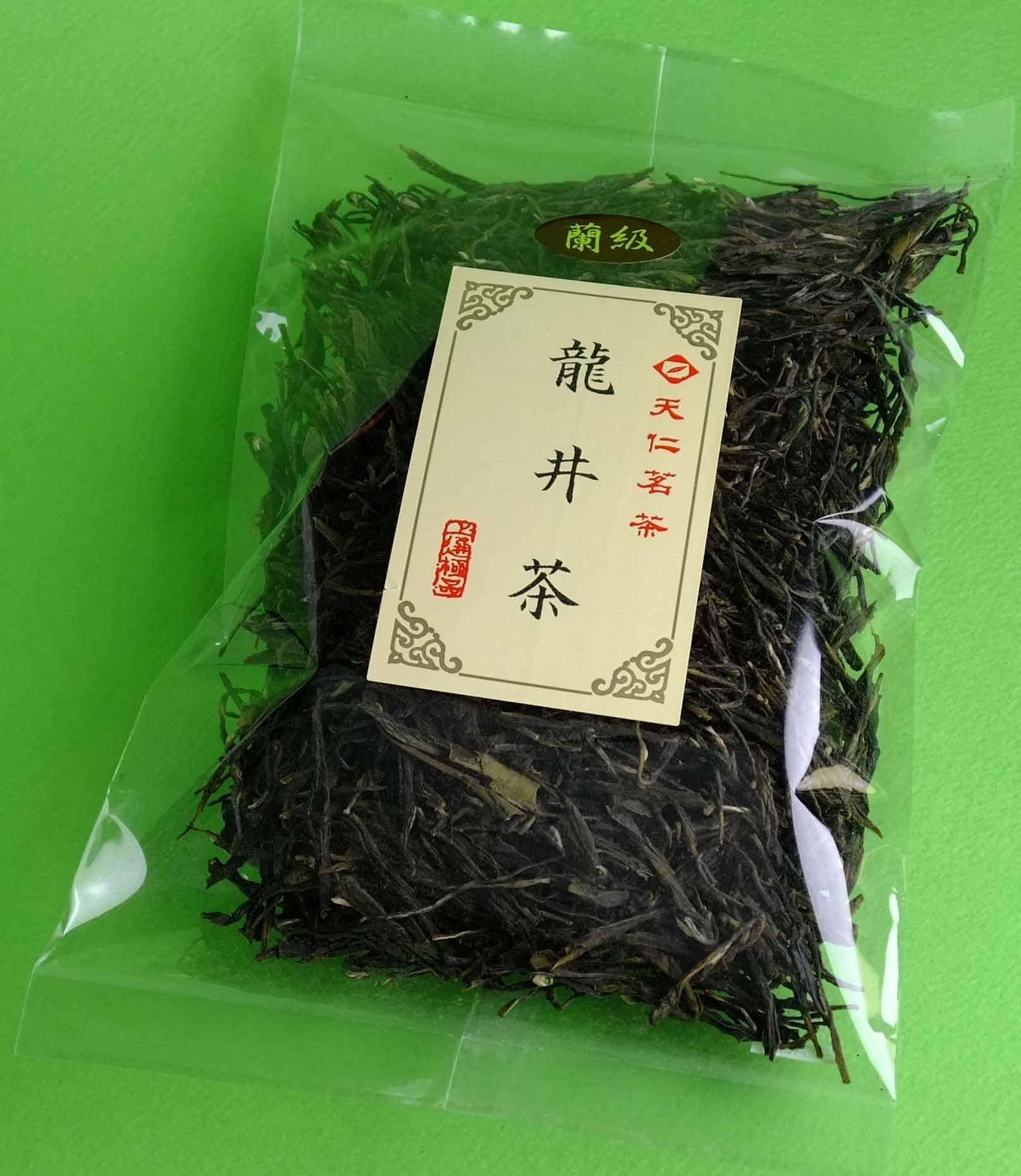 天仁茗茶 龍井茶蘭級100g
