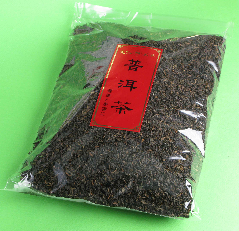 天仁茗茶 プーアル茶500g
